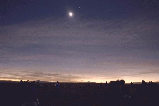 11 Ağustos 1999 Tam Güneş Tutulması